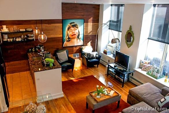 Image Of A Park Slope Apartment In Brooklyn
