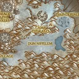 Interactive Map With Battle Pet Locations By Zone Map