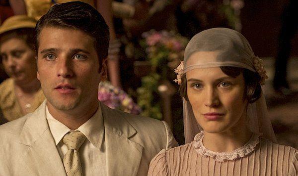 'Joia': Amélia é presa, entrega filha para vilão e Franz se casa com Silvia | vanessa_barreto - Yahoo TV