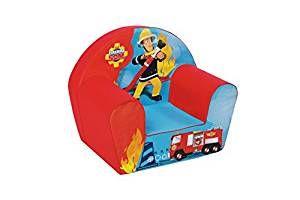 Sessel Für Kinder Feuerwehrmann Sam Perfekter Kindersessel Für Ein