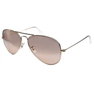 9f1ac61a08 Ray-Ban 3025 Gold Sunglasses - Overstock™ Shopping - Big Discounts on Ray- Ban Fashion Sunglasses
