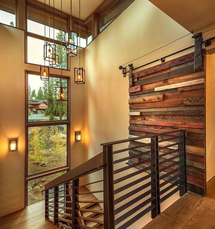 Lake Tahoe Luxury Homes: Family Fun In The Forest At This Modern Mountain Retreat