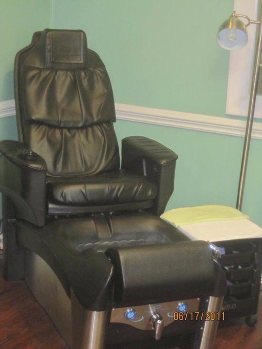 Nail Salon chair | Nail Diamond ( back in bizness) | Pinterest ...