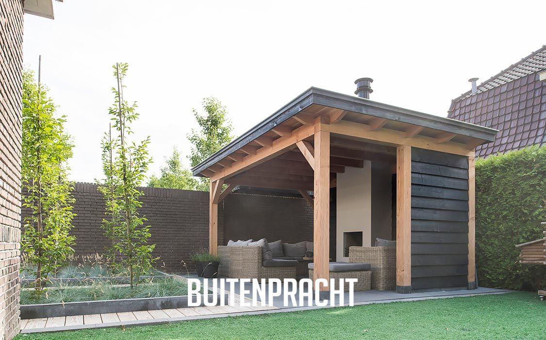 Ontwerp realisatie buitenpracht stijlvolle houtbouw hoveniers barneveld zoekwoorden - Ontwerp tuinhuis ...