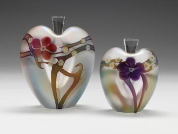 Japanese perfume bottleS