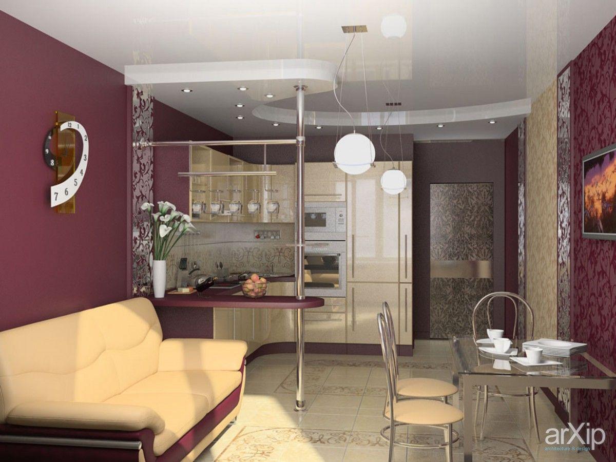 Кухня: интерьер, квартира, дом, кухня, гламур, 10 - 20 м2 #interiordesign #apartment #house #kitchen #cuisine #table #cookroom #glamour #10_20m2 arXip.com
