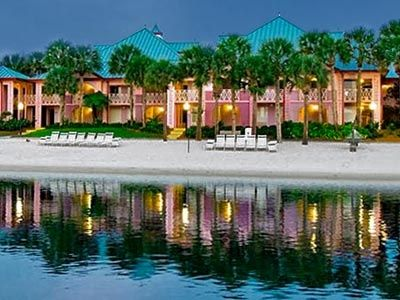 Disney S Caribbean Beach