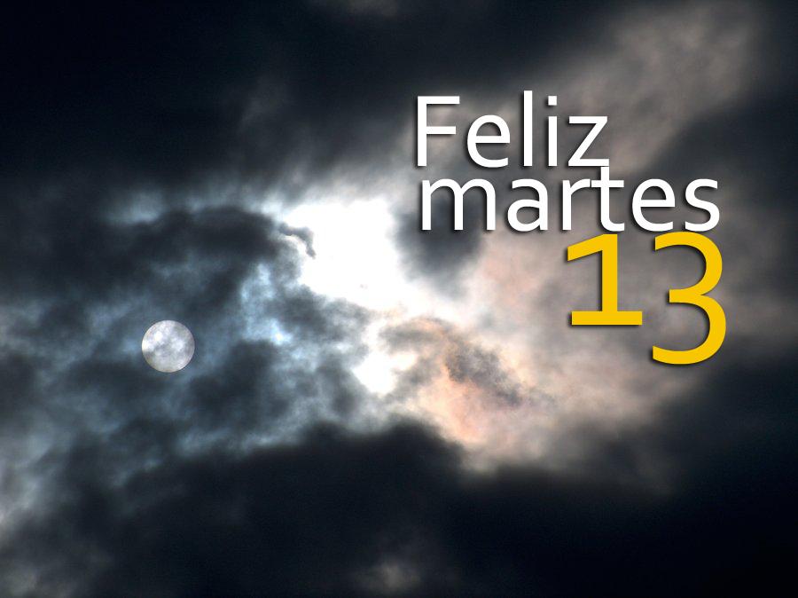 Martes 13 Supersticion Y Psicologia Martes 13 Imagen De