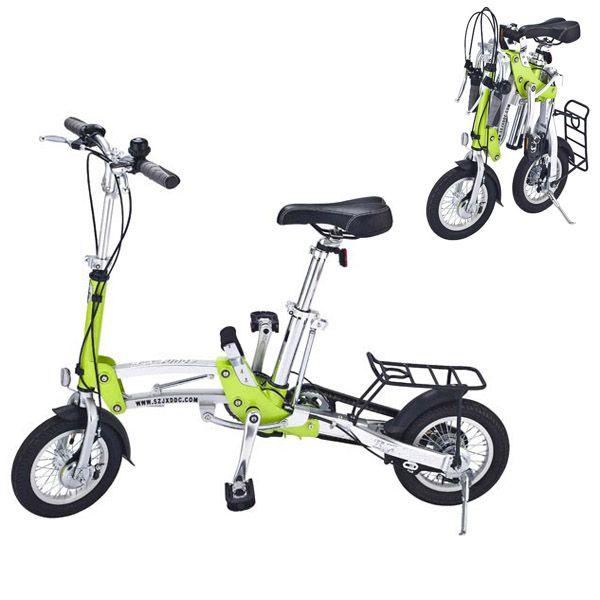 Folding Mini Bike 12inch Wheel Ultra-light Speed Bicycle