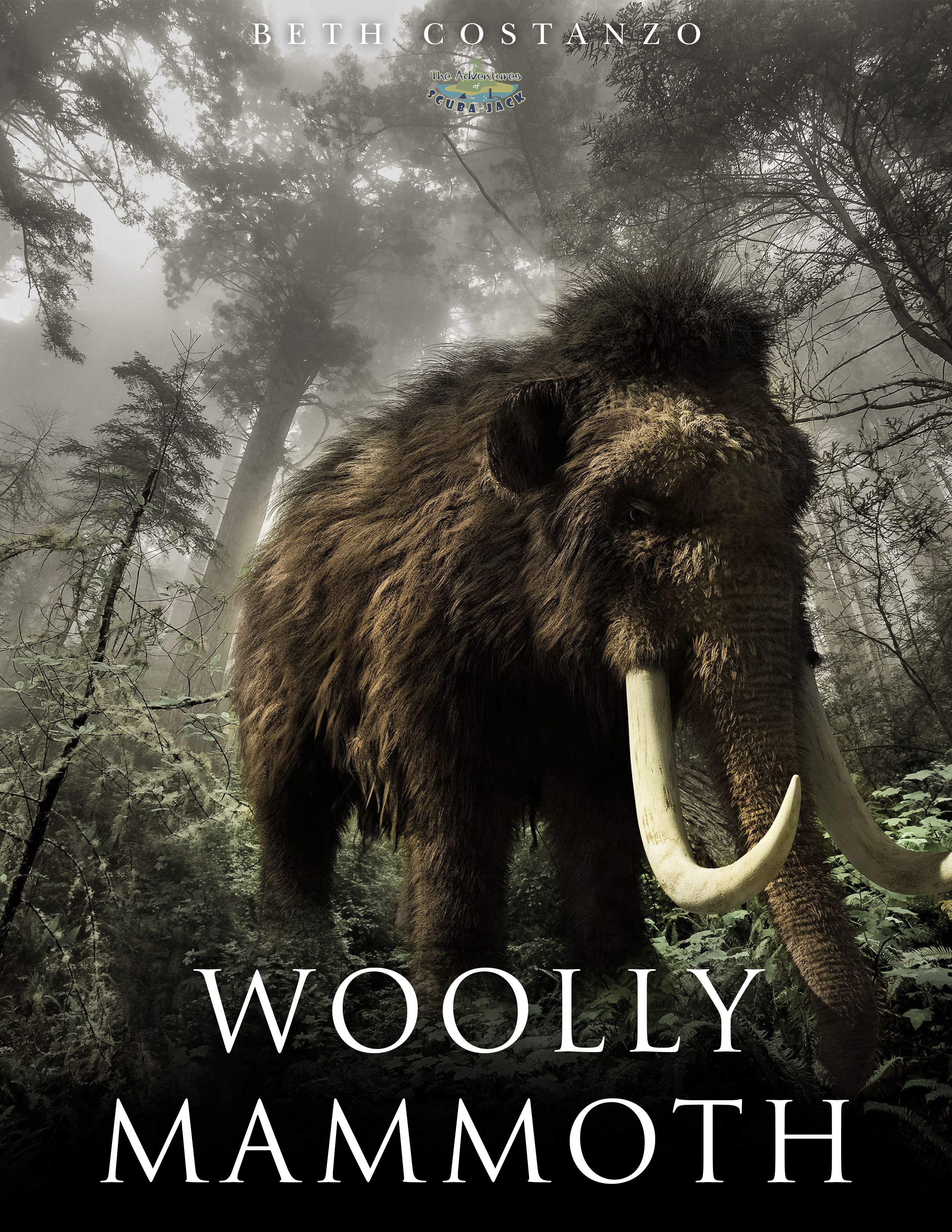 Woolly Mammoth In