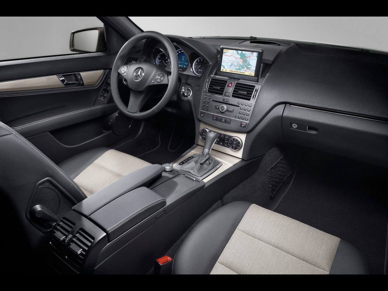 2009 Mercedes Benz C Class Special Edition Mercedes Benz