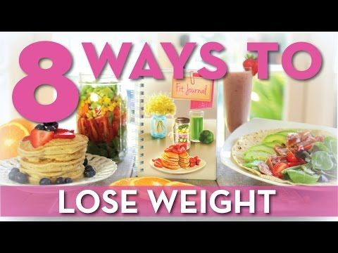 8 Interesting Ways to Lose Weight - YouTube