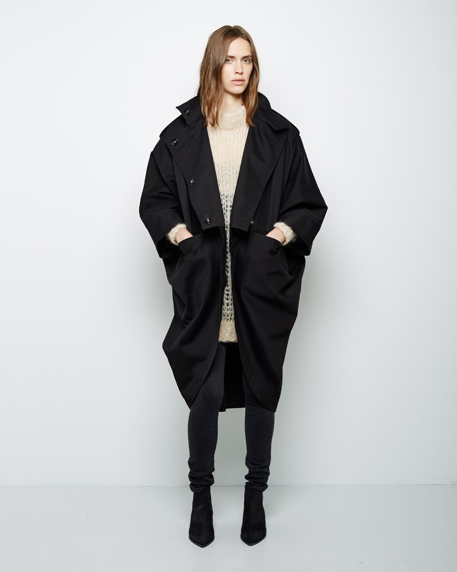 a57a4350184 Acne Studios   Ezra Coat Acne Studios   Ocean Oversized Mohair Knit Acne  Studios   Pin 5 Used Black Jean Acne Studios   Jensen Suede Ankle Boot  pf14