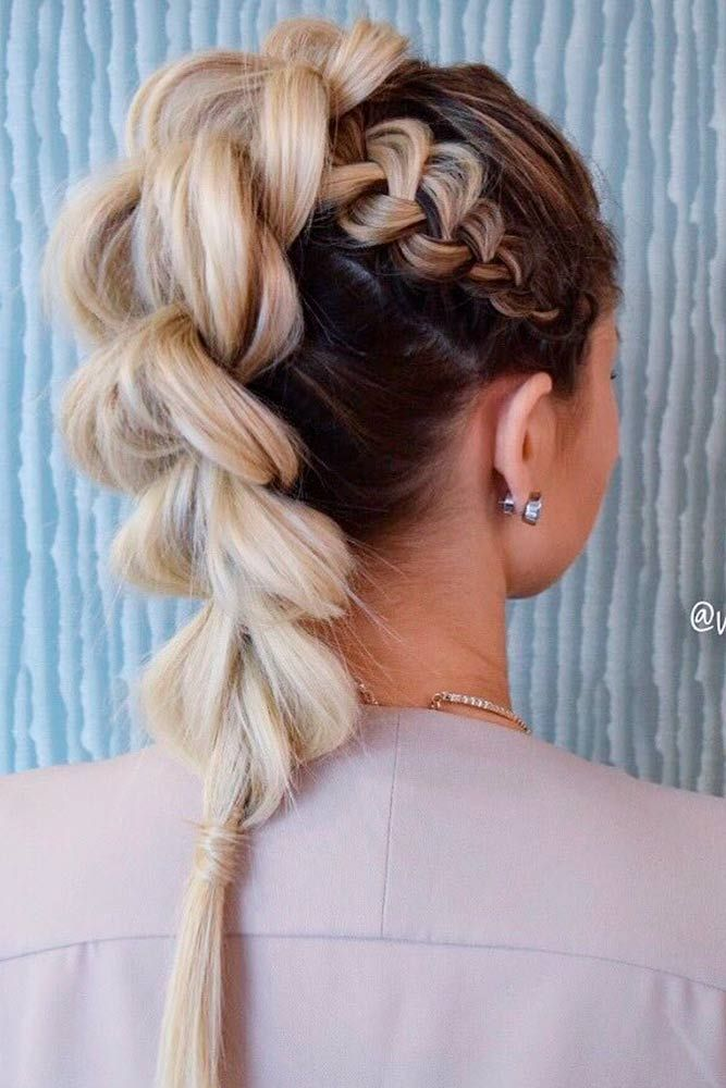 36 Easy Summer Hairstyles To Do Yourself | hair | Pinterest | Easy ...