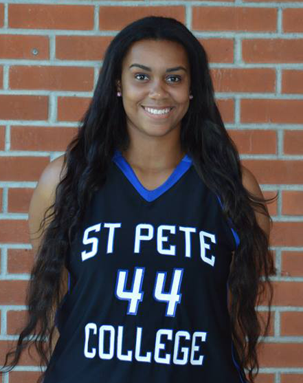 The NJCAA announced the Women's Basketball Players of the Week for games played between Jan. 9-15 and the college's sophomore center Shayla Wilson made the list. Great job #SPCollege Titan!
