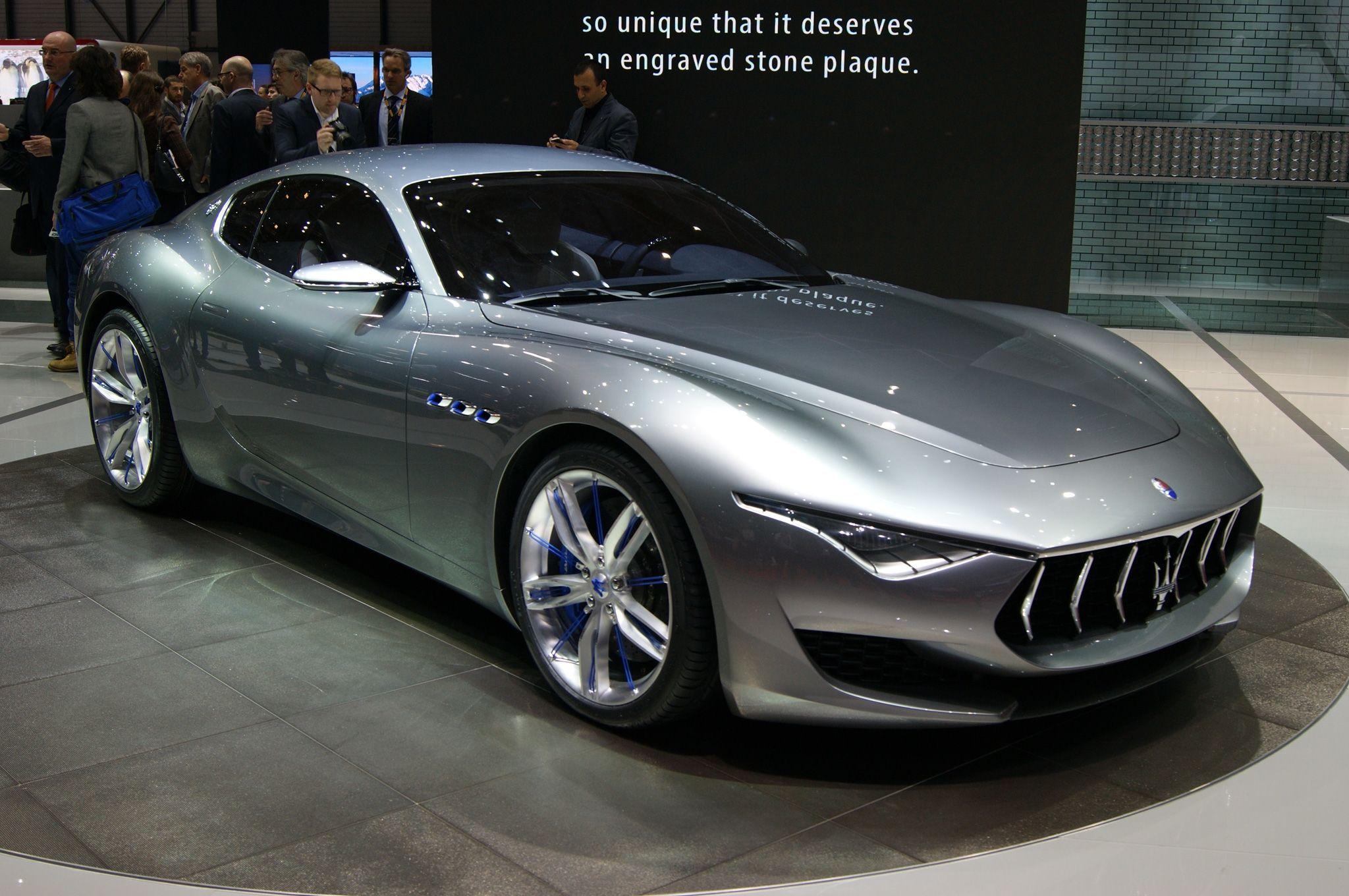 2016 Maserati Granturismo Spec, Picture and Review | Exotic Cars ...