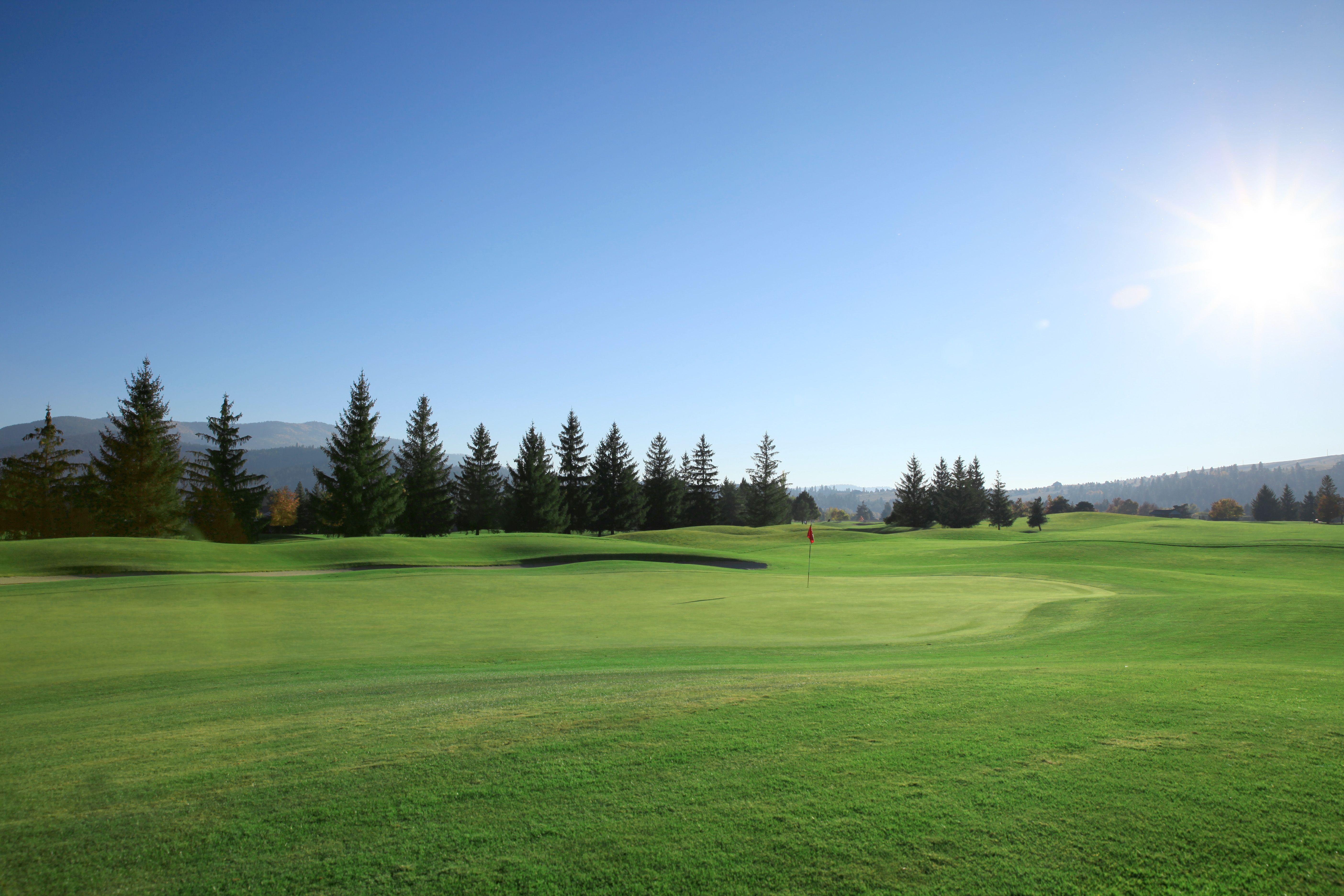 Meadowwood Golf Course Hole 7 Golf Courses Golf Simulators Public Golf Courses