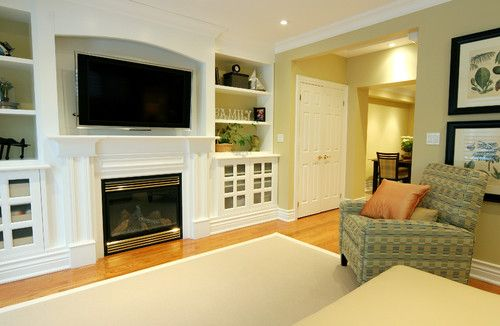Tv Over Fireplace Design, Pictures, Remodel, Decor and Ideas