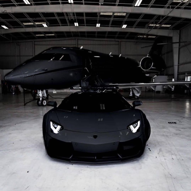 Lamborghini Egoista Concept Car Black: Rate This Matte Black Lamborghini Couple 1 To 100 #car