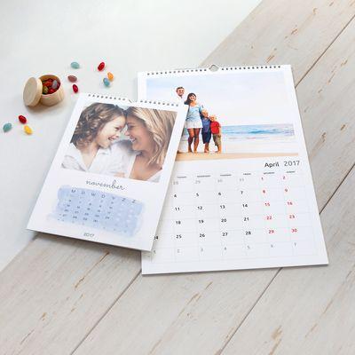 Fotokalender  Fotoagenda Smartphoto Kalenders 2016-2017