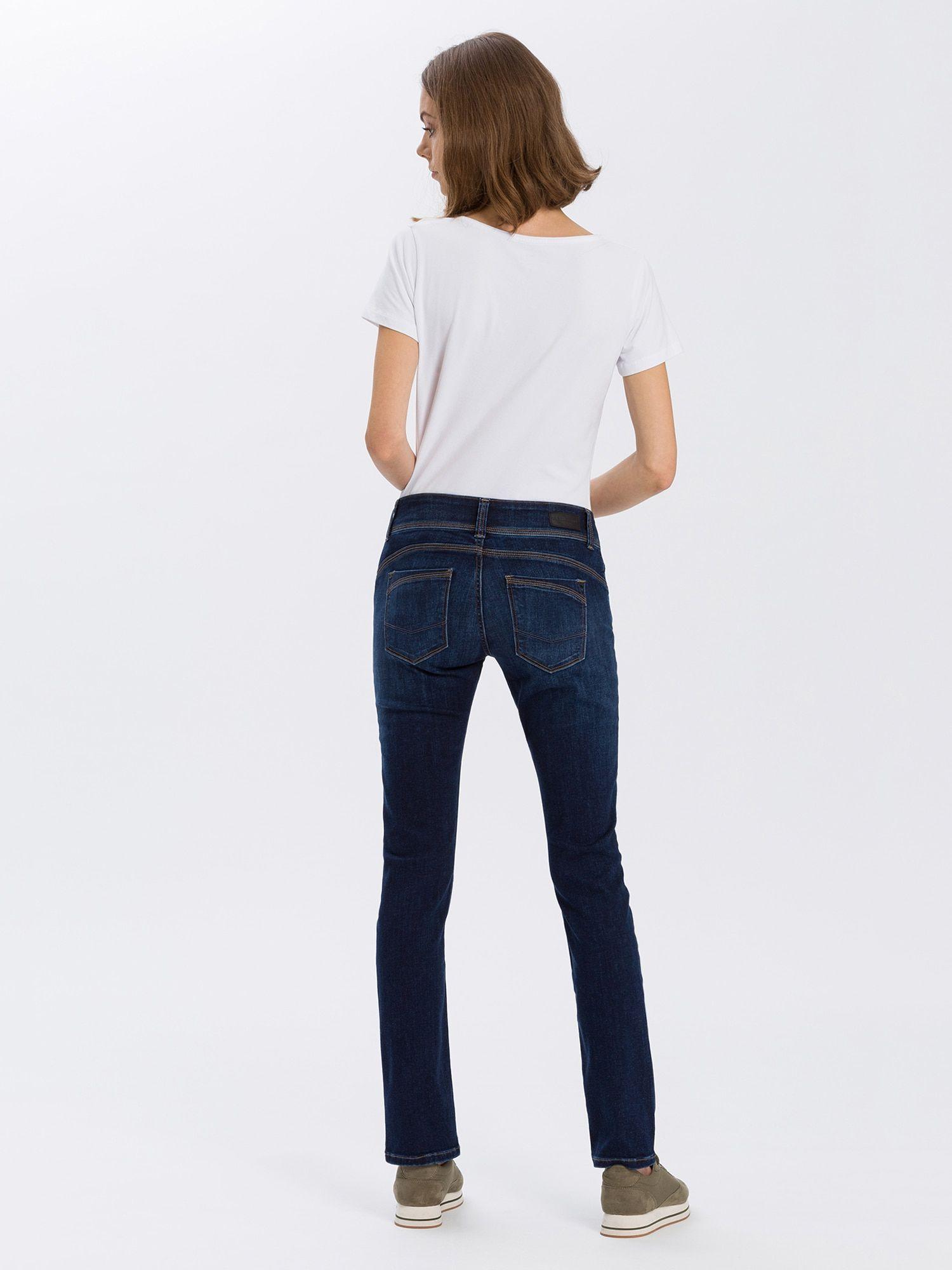 "Photo of Cross Jeans Jeans ""Lole"" donna, blu, taglia 27"