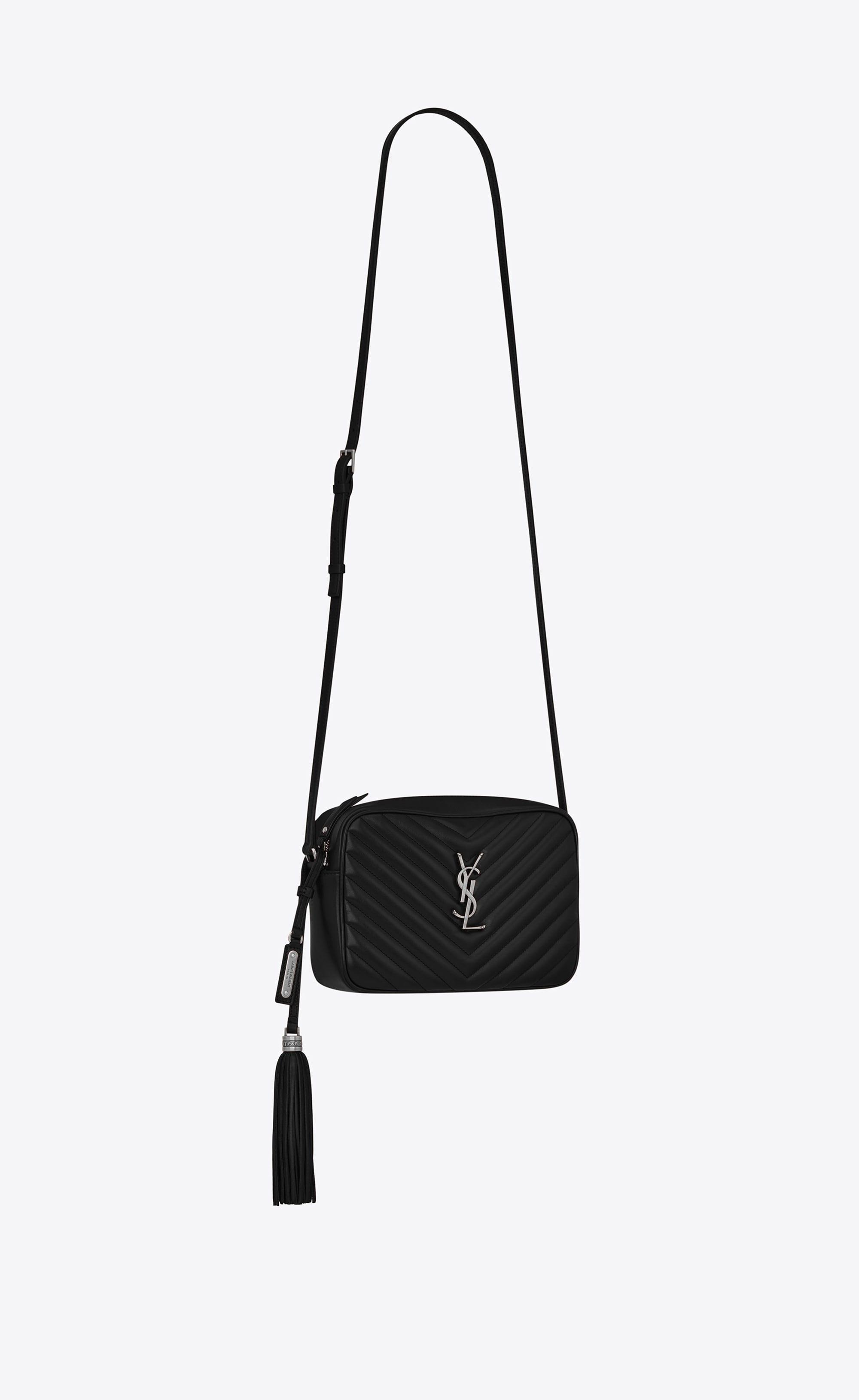 441cc54d989eb Saint Laurent LOU Camera Bag In Matelassé Leather