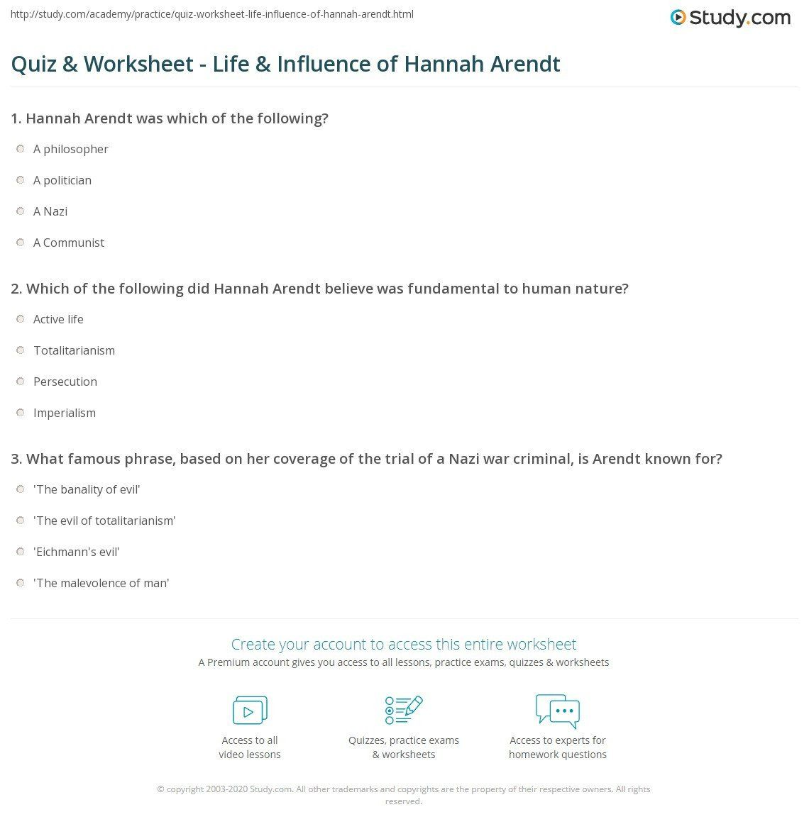 Human Impact On Ecosystems Worksheet Human Impact