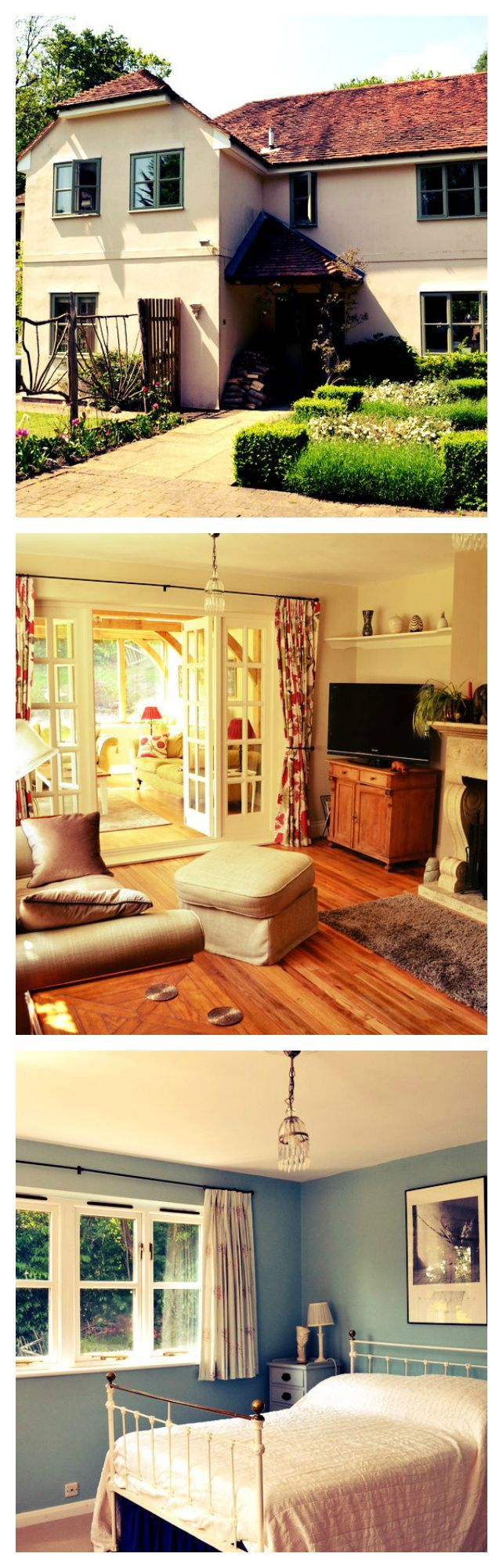 Stay in this amazing countryside home in Kent, UK FREE via house and pet-sitting! See more details here: http://www.travellingweasels.com/2015/04/house-sitting-opportunities.html