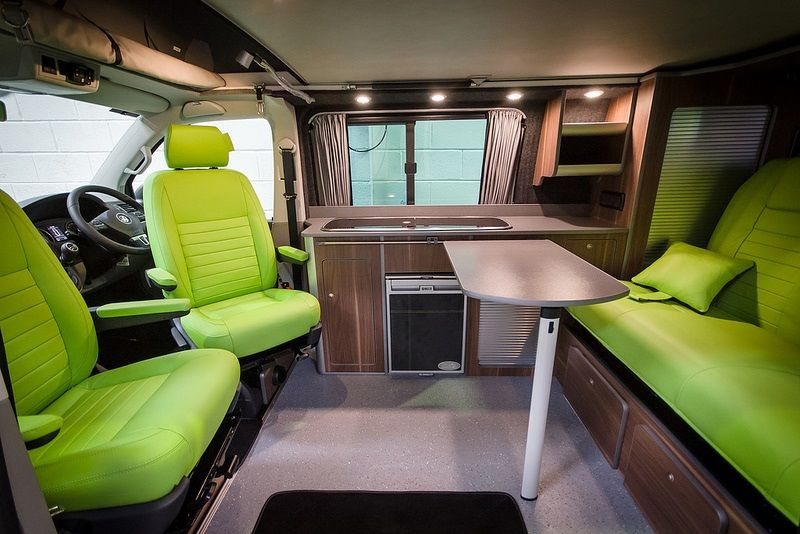 Nwcc S Vw T5 Traditional Lux Camper Conversion With Sca