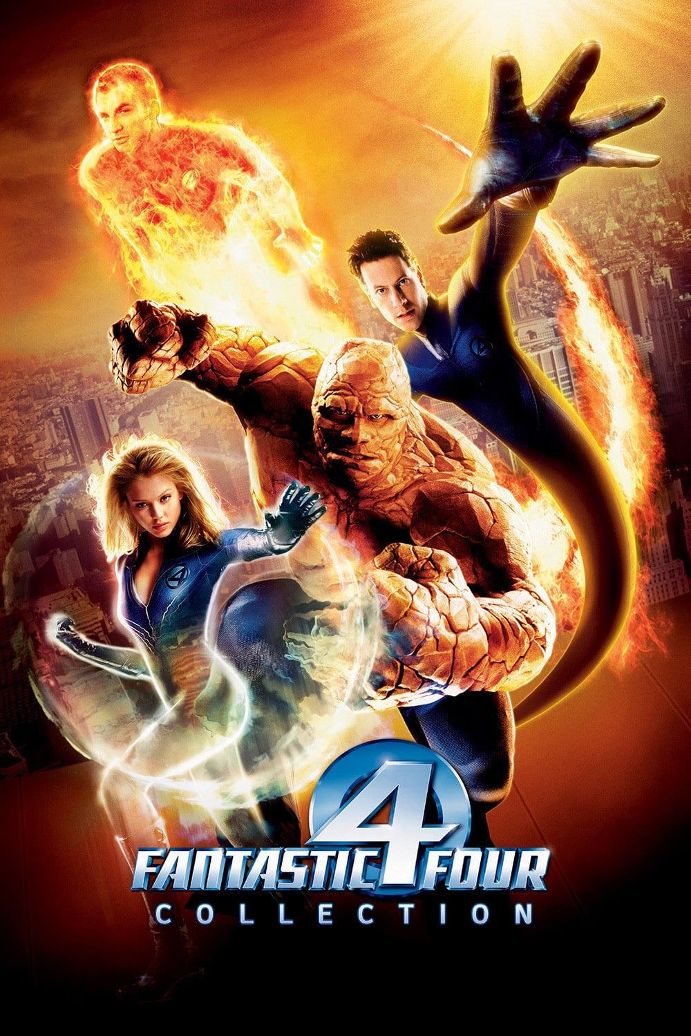 Fantastic Four: Rise of the Silver Surfer 123movies