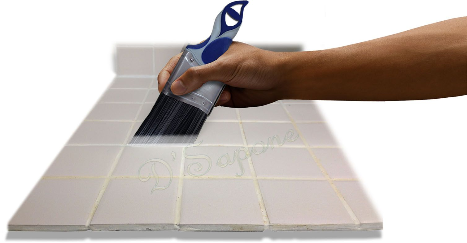 Cleaning & Sealing grout in Showers Grout Sealing