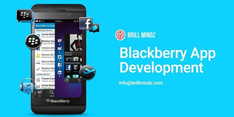 Brill Mindz Technologies a US based BlackBerry App