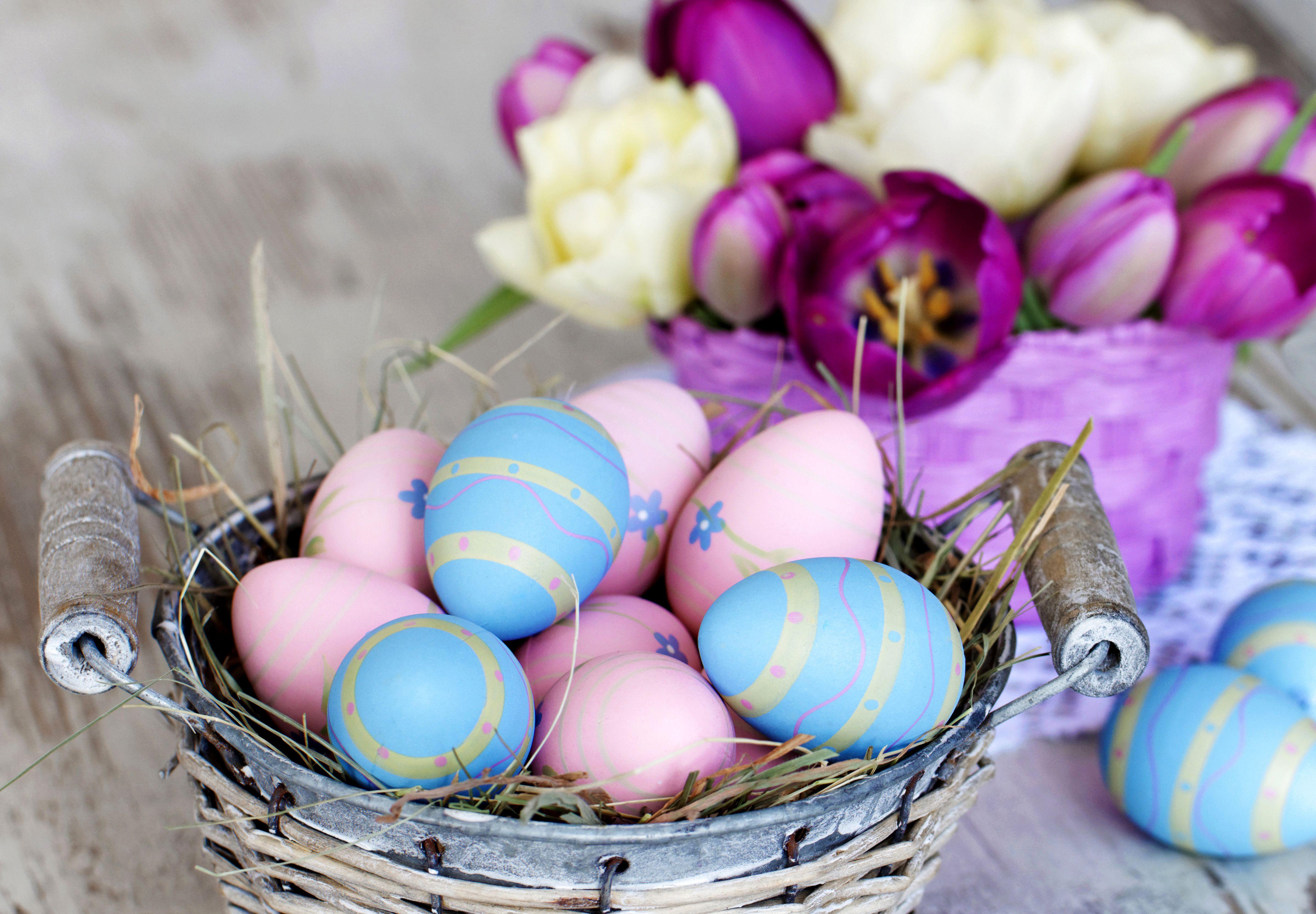Обои Easter, пасхальные яйца, Happy easter, яйца. Праздники foto 9