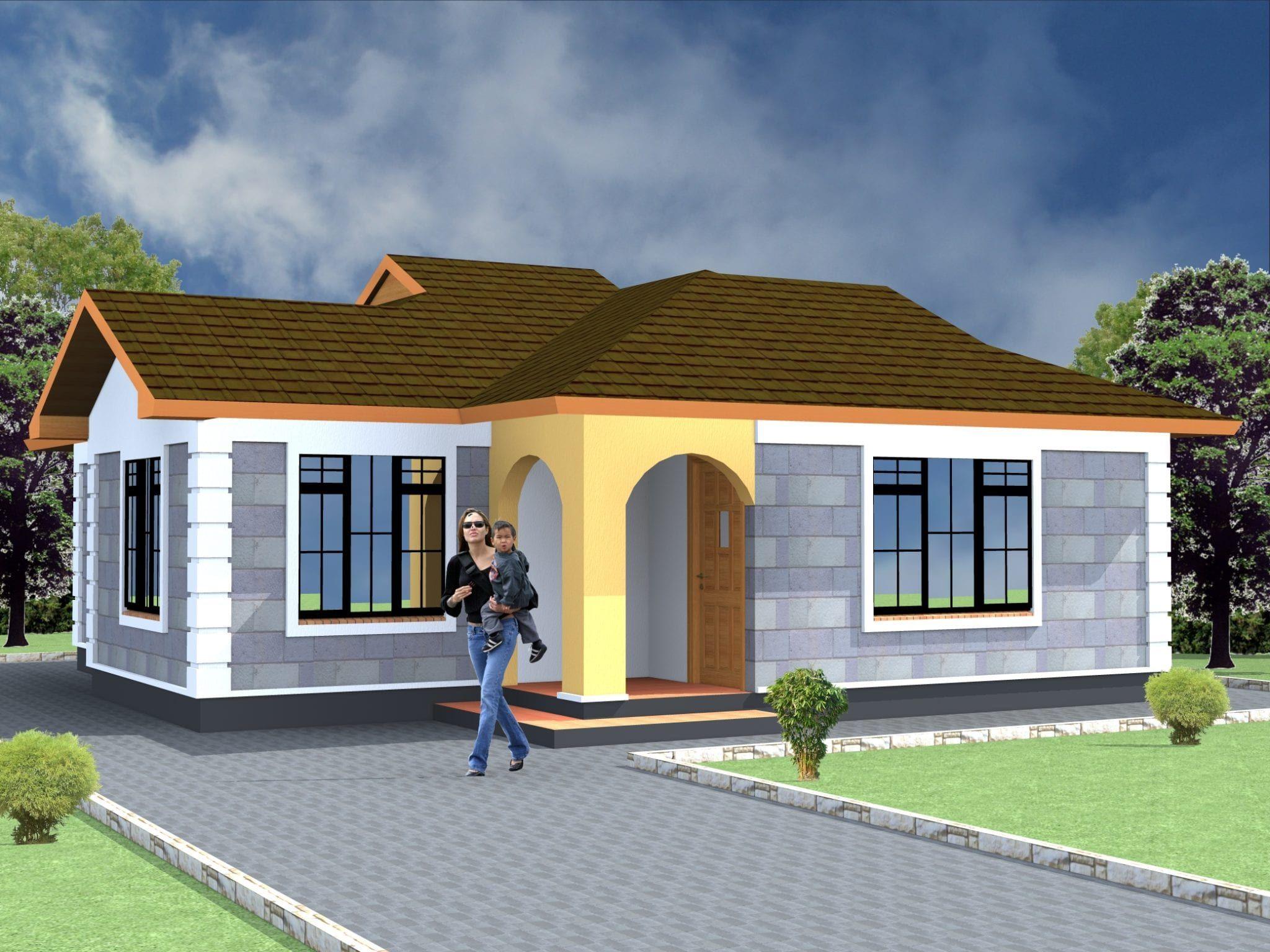 48+ 2 bedroom floor plan kenya ppdb 2021
