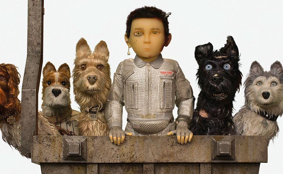 Isle Of Dogs Best Picture