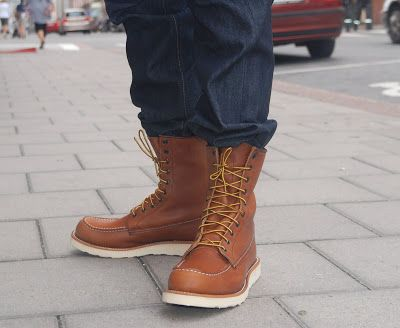 a9a695926e2 C Store Blog: Red Wing - 10 Classic Moc Toe | Men's Lace-Up Boots ...