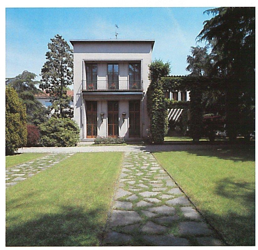 Ambra Medda opens (and narrates) villa Borsani in 2020