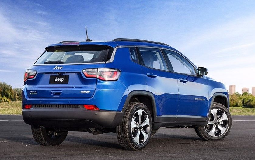 2020 Jeep Compass engine Autos, Fichas