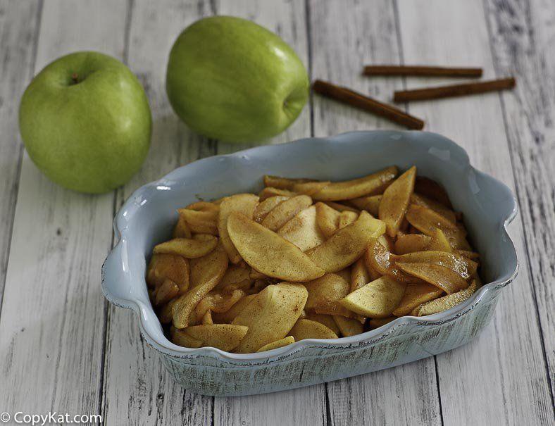 Copycat Cracker Barrel Fried Apples Recipe Fried