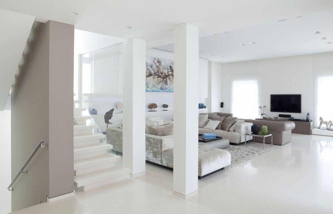 Finse Serene Woonkamer : Hemelse villa imagicasa favorite interiors for the home