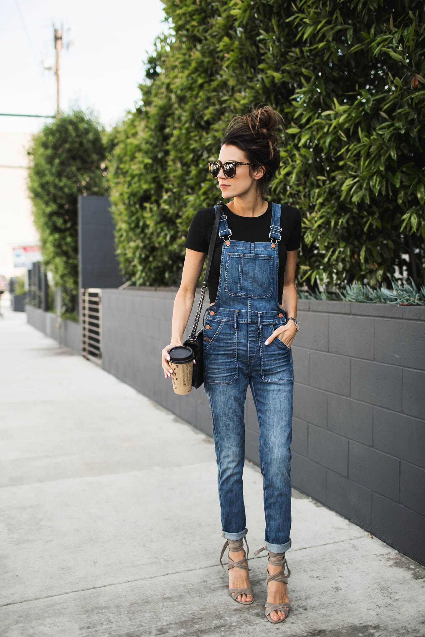 purchase original distinctive design hot-selling professional Spring Overalls | Hello Fashion Blog | Fashion, Overalls ...