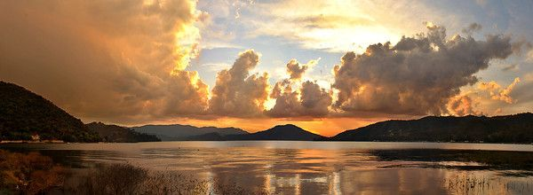 Valle de Bravo, Mexico, nicknamed the Little Switzerland of Mexico and truly a beautiful town!