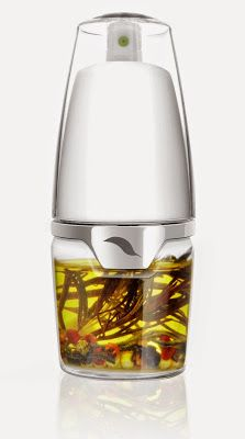 Deluxe Herbal Oil Mister :: 30 Kitchen Gadgets ~ to Make Your Life Easier!