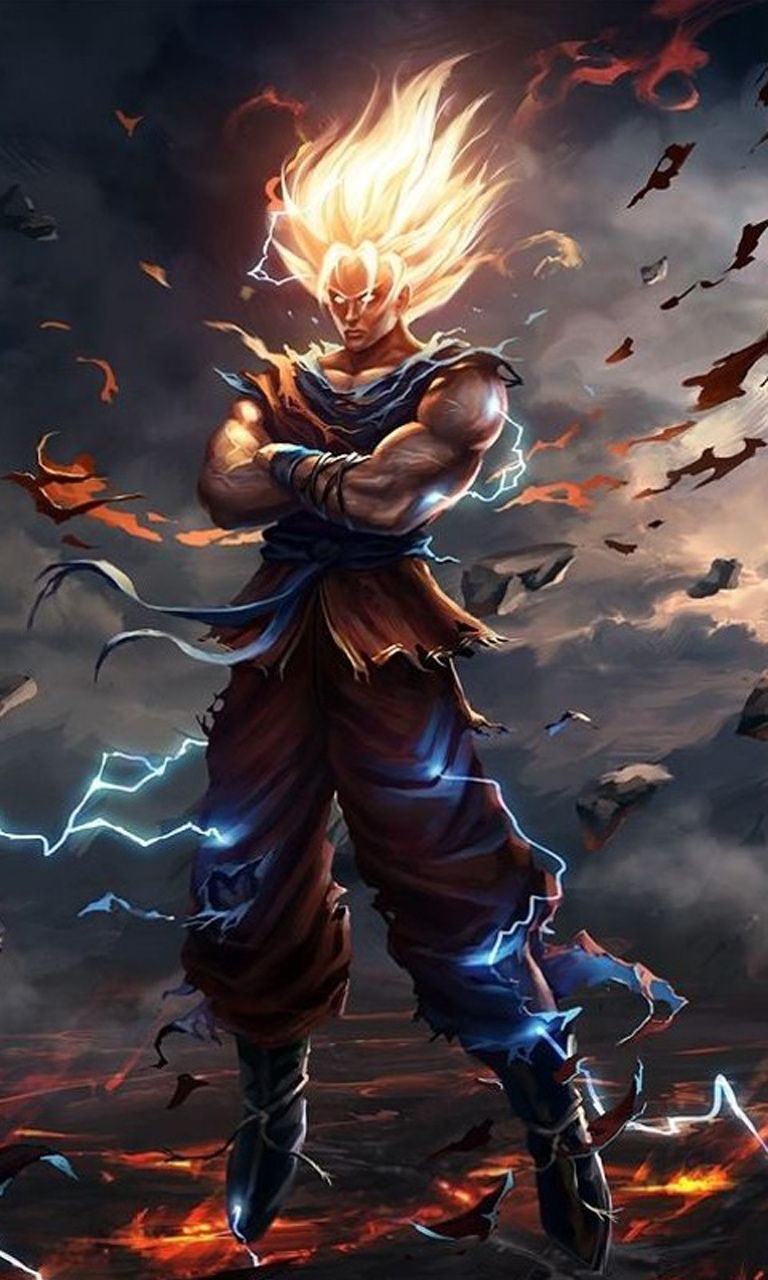 Live Dragon Ball Z Wallpaper For Iphone Dragon Ball Super