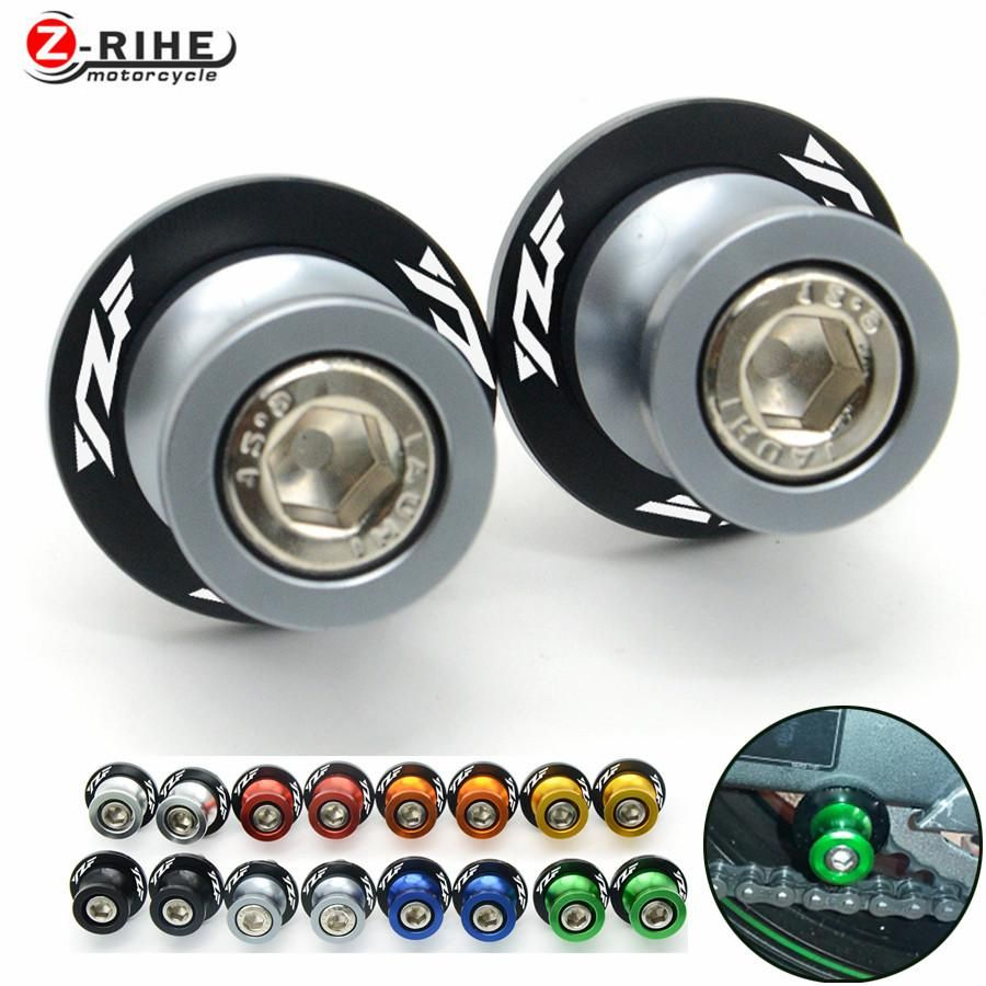 For Yamaha YZF R1 YZF R6 FZ1 r3 1991-2007 2008 2009 2010 - 2015 6mm