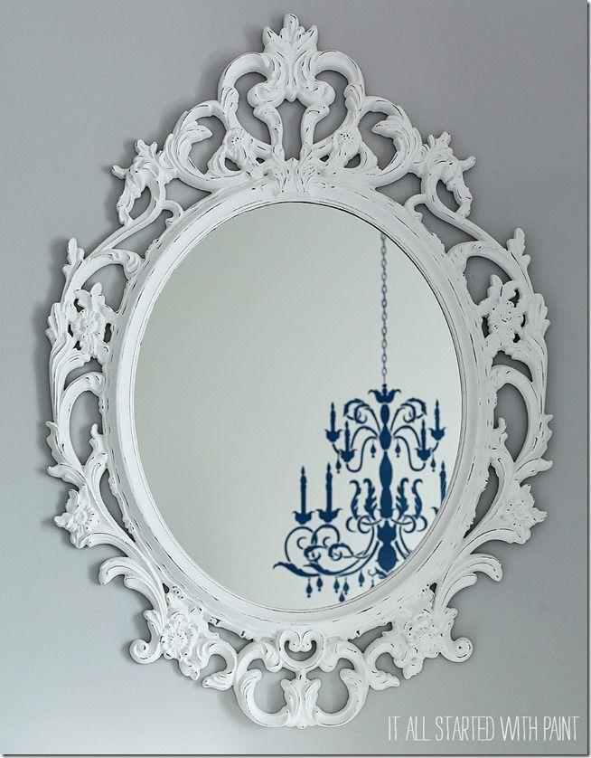 Ikea Mirror Ikea Mirror Mirror Makeover Mirror