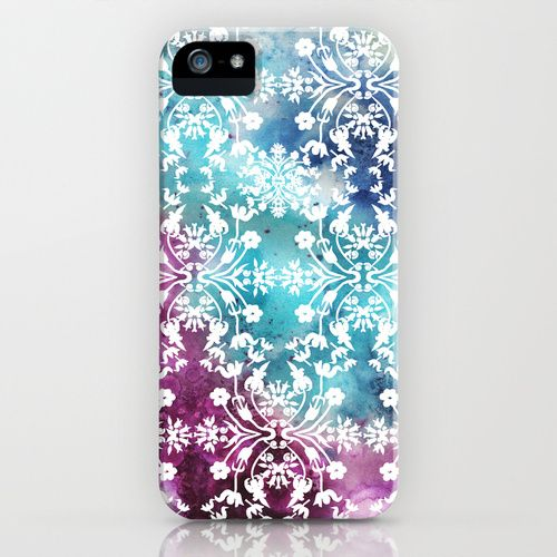 Motif Pattern_rainbow iPhone & iPod Case by Kanika Mathur | Society6