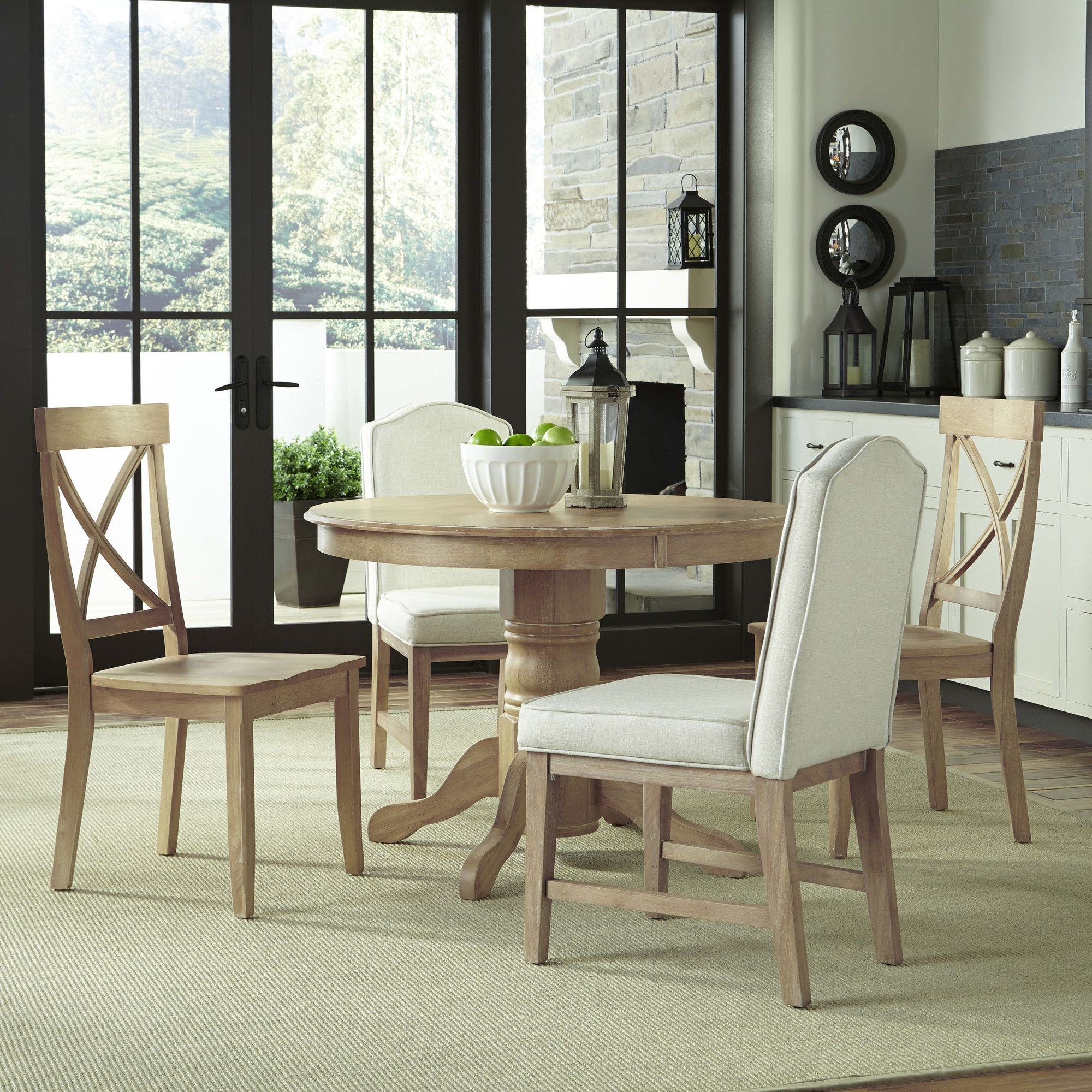 Purnell 5 Piece Dining Set Reviews
