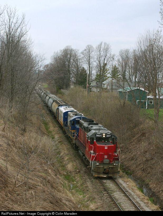 Railpictures Net Photo Gexr 3821 Goderich Exeter Railway Emd Gp38 At Near Stratford Ontario Canada By Colin Marsden Exeter Ontario Stratford