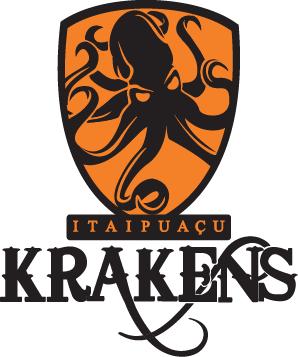 Itaipua 231 U Krakens On Behance Sports Logo S Pinterest